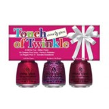Touch of twinkle - Kit 3 esmaltes China Glaze